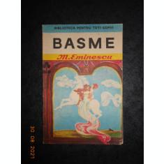 MIHAI EMINESCU - BASME