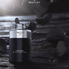 Bentley Bentley For Men Black Edition EDP 100ml pentru Bărbați
