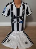 Echipament fotbal pentru copii Juventus Ronaldo model 2021