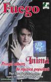 Caseta Fuego - Inimă (Primul Album De Muzică Populară) , originala, holograma