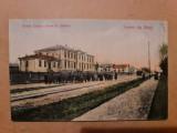 Galați - Str. Traian și Școală de Meserii., Circulata, Fotografie