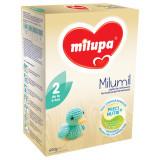 Lapte praf de continuare Milupa Milumil 2, 600g