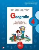 Geografie. Caiet de lucru pentru clasa a IV-a/Virginia Alexe, Gabriela Brabulescu, Violeta Dascalu, Daniela Elena Ionita, Clasa 4