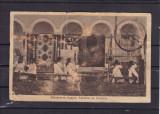 MOLDOVA MANASTIREA AGAPIA ATELIERUL DE COVOARE CALUGARITE, Circulata, Printata