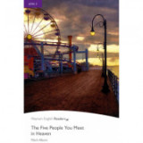 Level 5. The Five People You Meet in Heaven Book and MP3 Pack - Mitch Albom