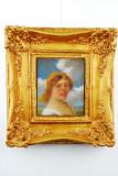 Tablou pictura Celesztin Pallya ( 1864–1948) - Portret Scoala maghiara
