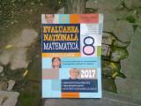 EVALUAREA NATIONALA MATEMATICA CLASA 8-A, 2008