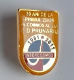 30 ANI DE LA PRIMUL ZBOR ÎN COSMOS AL LUI D.D.PRUNARIU 1981-2011
