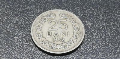 Romania 25 Bani 1952 foto