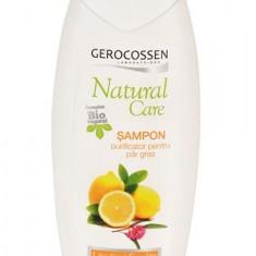 Natural care sampon purificator pentru par gras, 500 ml, Gerocossen