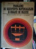 Probleme de rezistenta materialelor si organe de masini- Gavrila Gheorghe, Nitu Nicolae