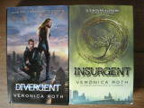 VERONICA ROTH - INSURGENT / DIVERGENT ( 2 volume )