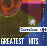 CD Carrefour Greatest Hits, original