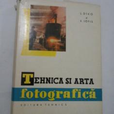 TEHNICA SI ARTA FOTOGRAFICA - L.DIKO si E.IOFIS