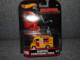 Macheta Hot Wheels - Deadpool Chimichanga truck 1:64
