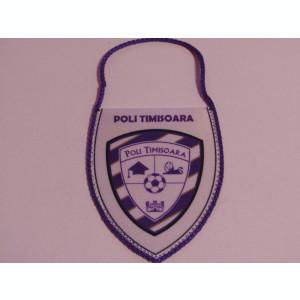 Fanion fotbal - POLI TIMISOARA