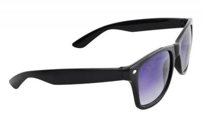 Ochelari de Soare Unisex cu Protectie UV, Culoare Negru foto