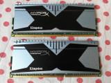 Kit Memorie Kingston HyperX Ppredator 8 GB (2 X 4 GB) 1600Mhz.