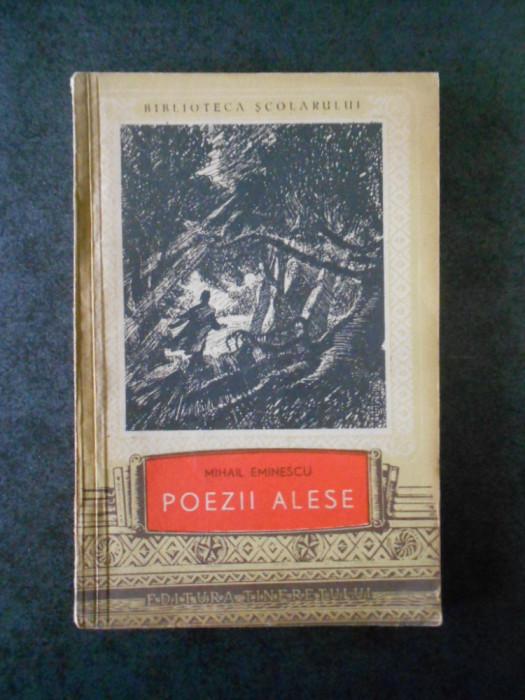 MIHAIL EMINESCU - POEZII ALESE