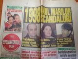 Evenimentul zilei 30 decembrie 1998-art piturca,lobont,oprea