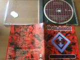 h blockx discover my soul album cd disc muzica rock nu metal 1996 ed vest mapa