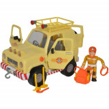 Cumpara ieftin Masina Fireman Sam Jeep 4 x 4 cu Figurina si Accesorii, Simba