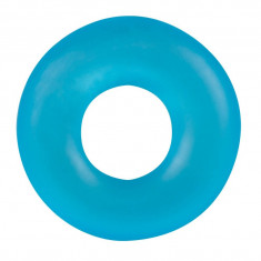 Inel erectie Stretchy Cockring Frosted Blue