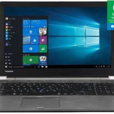 Laptop Toshiba Tecra Z50-D-10Q (Procesor Intel® Core™ i5-7200U (3M Cache, up to 3.10 GHz), Kaby Lake, 15.6inchFHD IPS, 8GB, 256GB SSD, Intel® HD Graph