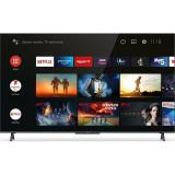 Televizor TCL QLED Smart TV 43C725 109cm 43 inch Ultra HD 4K Black