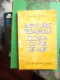 AVENTURILE TEZAURULUI,,CLOSCA CU PUII DE AUR''