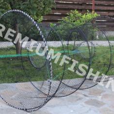 Varsa Premium 4 Capcana Pentru pestisori raci Diametru 70 cm Lungime 120 cm, Halau