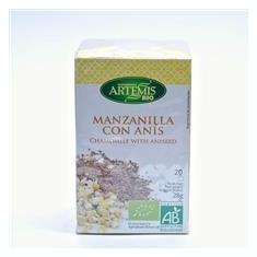 Ceai Musetel si Anason Bio Artemis 20x1.4gr Cod: 8428201310520