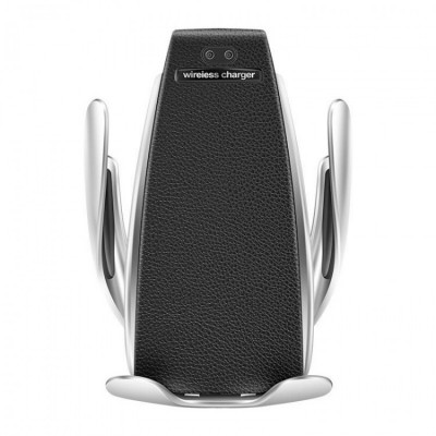 Suport Incarcator Telefon Auto Smart S5 Wireless InfraRosu foto