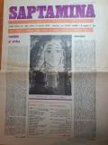 Saptamana 13 aprilie 1979-opera lui caragiale