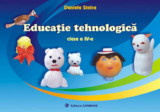Educatie tehnologica. Clasa a IV-a/Daniela Stoica, Carminis