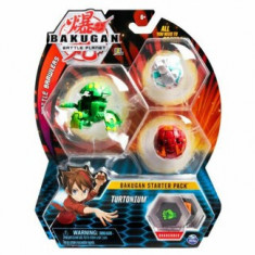 Bakugan, pachet start Turtonium