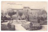 699 - SIBIU, Military Hospital, Romania - old postcard - used - 1906