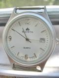 1912a-HELVETIA ceas barbatesc quartz functional, stare buna.
