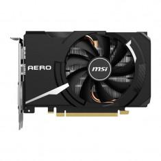 Placa video MSI nVidia GeForce GTX 1650 SUPER Aero ITX OC 4GB GDDR6 128bit