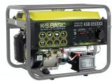 Cumpara ieftin Generator curent 5.5 kW benzina, Könner & Söhnen KSB 6500CE
