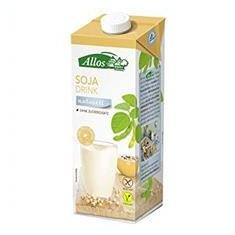 Bautura de Soia Fara Gluten si Lactoza Bio 1L Allos Cod: 142727