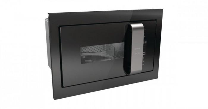 Cuptor cu microunde incorporabil Gorenje BM235ORAB, functie grill