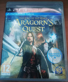The Lord of the Rings Aragorn's Quest, Ps3, original, alte sute de titluri