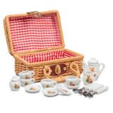 Set de ceai - Familia ursuletilor PlayLearn Toys, Tobar