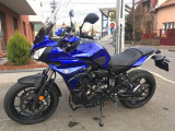 Yamaha MT-07 Tracer  ABS '16 - 5.100km. În garanție 19.08.2019