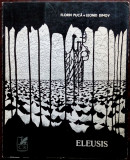FLORIN PUCA / LEONID DIMOV - ELEUSIS (editia princeps 1970)[33 poezii/41 desene]