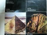 ARTA FARAONILOR - ETIENNE DRIATON / PIERRE DU BOURGUET -BUC. 1972 VOL.I-II