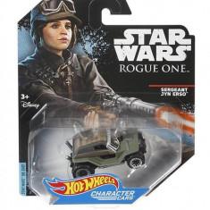 Masina Hot Wheels Star Wars R1 Sergeant Jyn Erso