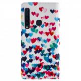 Husa Book Fashion Samsung Galaxy A9 2018 Hearts