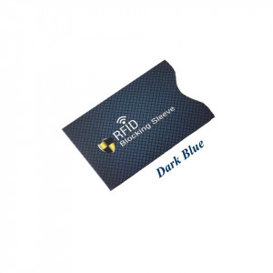 Folie protectie credit card bancar, contactless, model CF03A
